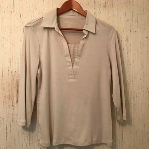 Kim Rogers Women's Large Blouse